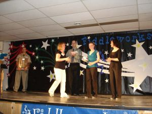 Open Step - Mathew, Becky, Ariel